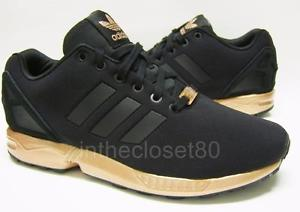 adidas zx flux femme or