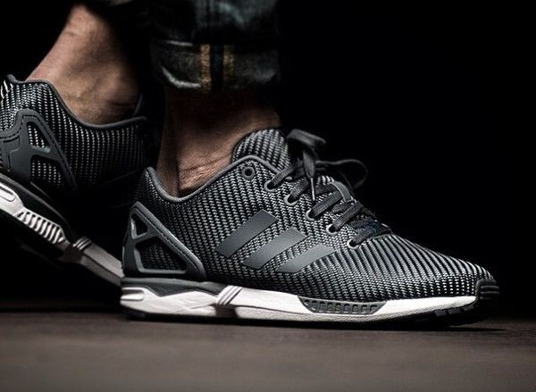 adidas zx flux noir et bronze