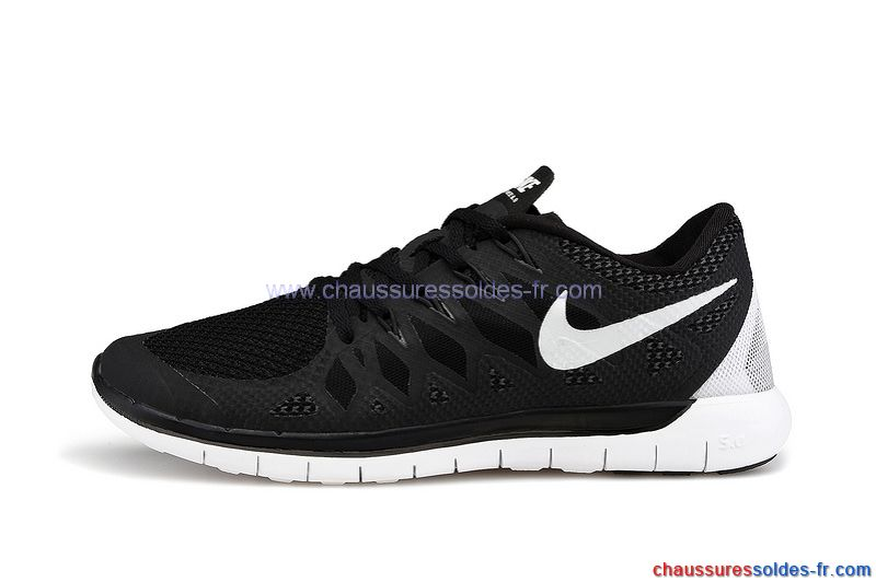 chaussures running nike free 5.0 homme noir, Nike Free 5.0 Chaussures  Running Homme Noir Blanc 24a53c52b0de