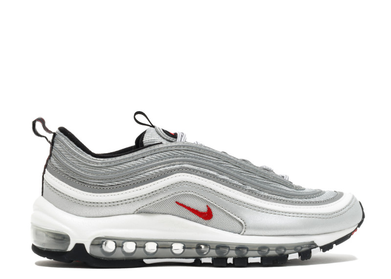 nike air max 97 argent femme